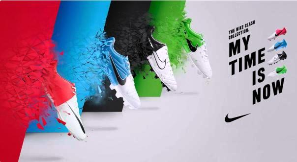 scarpe calcio nike clash collection