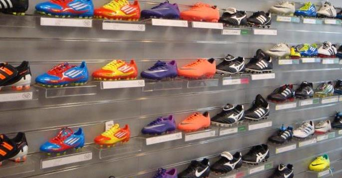 scarpe calcio comode