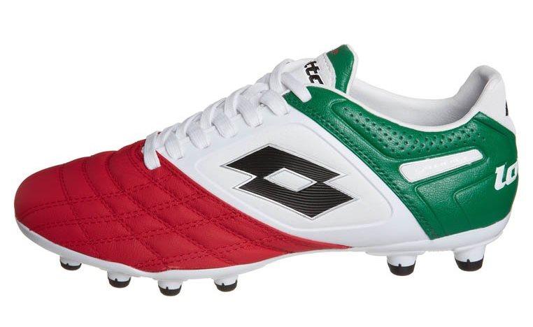 a698146ddc43 Le Lotto Stadio Potenza II 100 sono le scarpe da calcio che la Lotto ha  lanciato nel 2012 in occasione degli Europei di Calcio disputatisi in  Polonia e ...