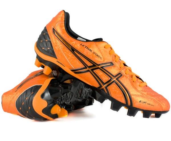 size 40 c0912 acf8f Scarpe calcio Asics | Le Lethal Stats SK | Recensione